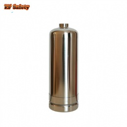 stainess steel dry powder 6kg fire extinguisher cylinder