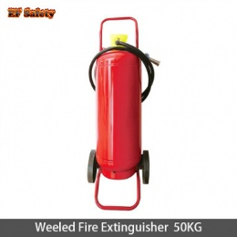 abc 40 trolley 50kg fire extinguisher tank